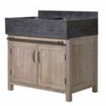 Reclaimed Rustic Free Standing Kitchen