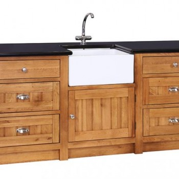 Evelyn Oak Reclaimed Free Standing Kitchens